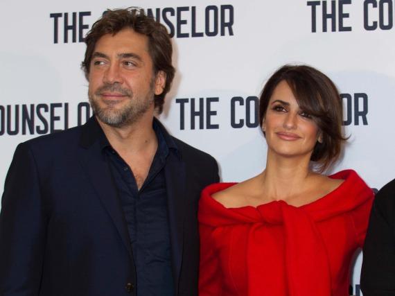 Eines der Traumpaare Hollywoods: Javier Bardem und Penélope Cruz