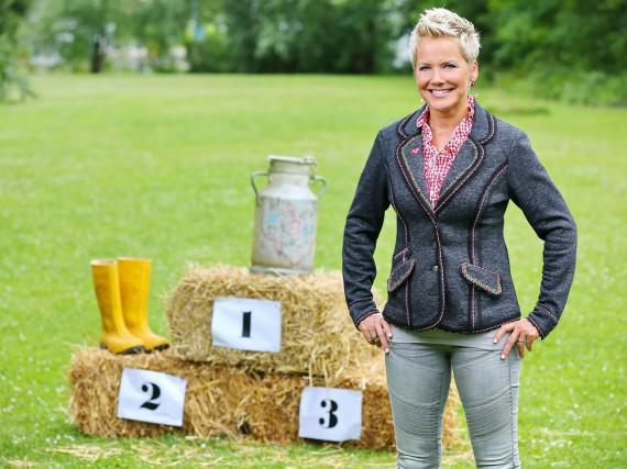 Immer dabei: Moderatorin Inka Bause ist auch die Gastgeberin des RTL-Specials