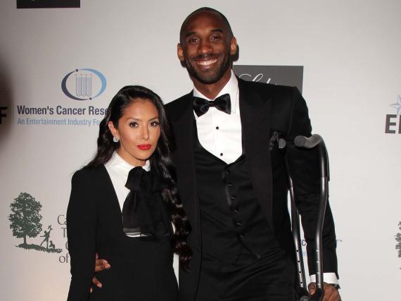 Kobe und Vanessa Bryant sind seit 15 Jahren verheiratet und haben bereits zwei Kinder - jetzt ist wieder Nachwuchs im Anmarsch!