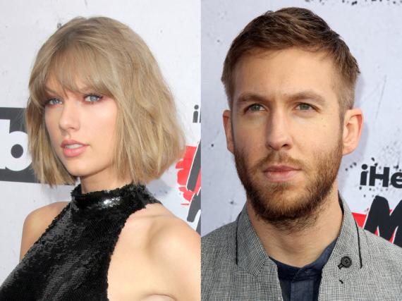 Die Gefühle zwischen Taylor Swift und Calvin Harris scheinen schnell erkaltet zu sein