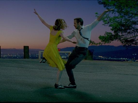 Emma Stone und Ryan Gosling singen und tanzen in