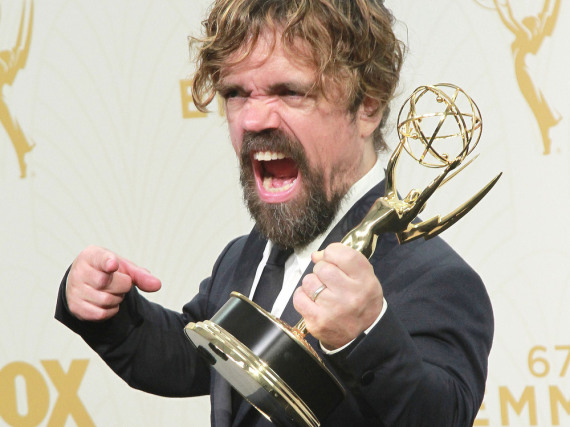 Auf ein Neues: Peter Dinklage hatte sich schon 2015 einen Primetime Emmy Awards abgeholt