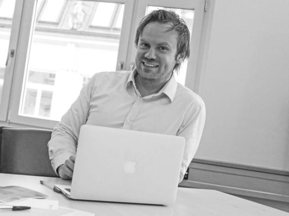 Unister-Gründer Thomas Wagner auf einem Foto aus dem Jahr 2015