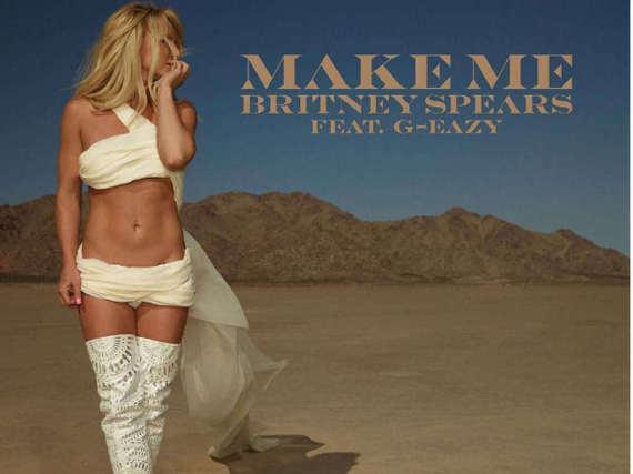 So sexy setzt sich Britney Spears für