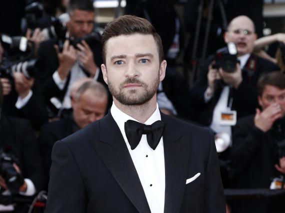 Ob er will oder nicht: Justin Timberlake ist nicht mehr länger an der Spitze der
