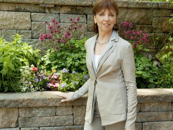 Nora Roberts kann sich über den Erfolg ihrer