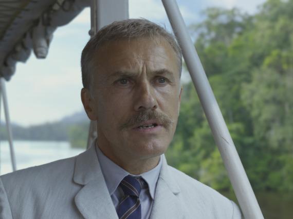 Christoph Waltz als Bösewicht Leon Rom in