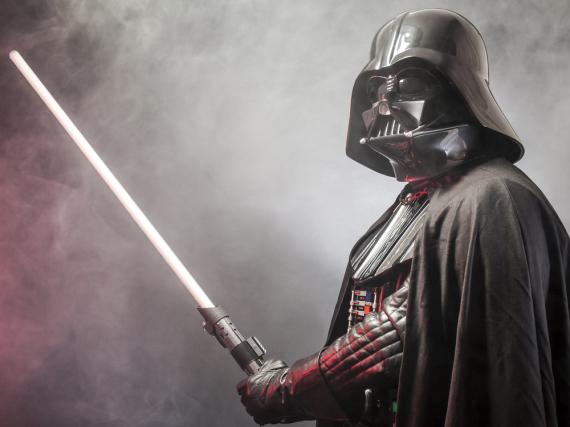 Bekommt die Hauptrolle: Alle Aufmerksamkeit möge mit Darth Vader sein