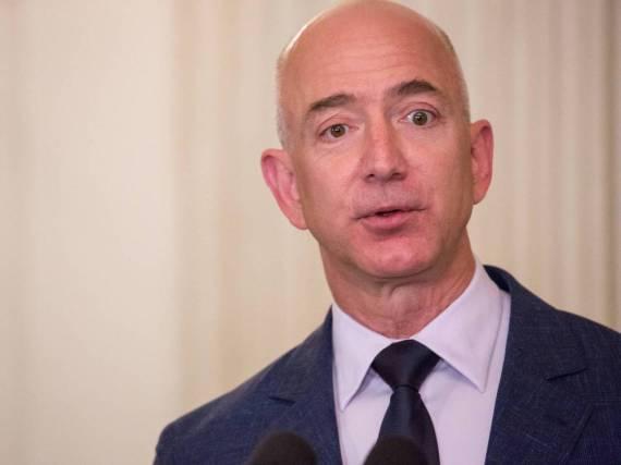 Amazon-Gründer Jeff Bezos darf in