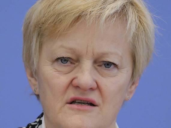 Renate Künast hat einen Shitstorm