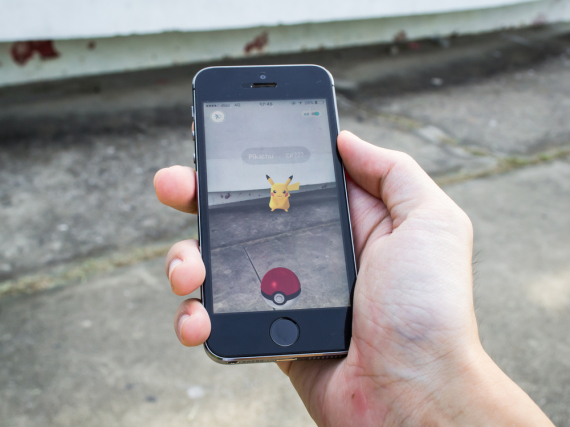 Pokémon Go: Drehen alle wegen eines Spiels