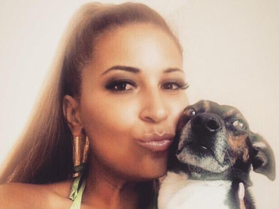 Patricia Blanco ist seit wenigen Wochen Single