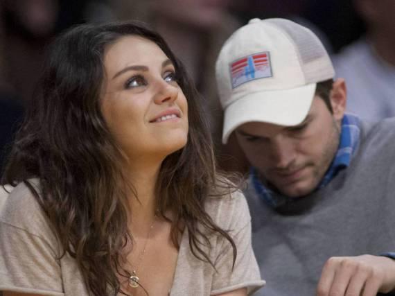 Aus Freundschaft wurde Liebe: Mila Kunis und Ashton Kutcher
