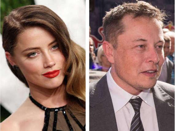 Amber Heard trennte sich erst kürzlich von ihrem Mann Johnny Depp.