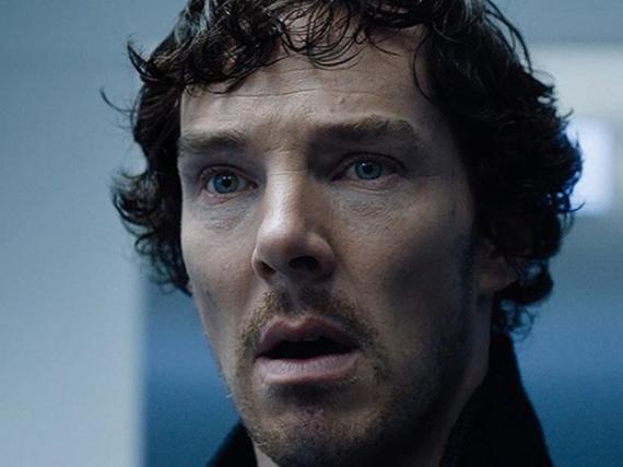 Benedict Cumberbatch in der vierten Staffel von