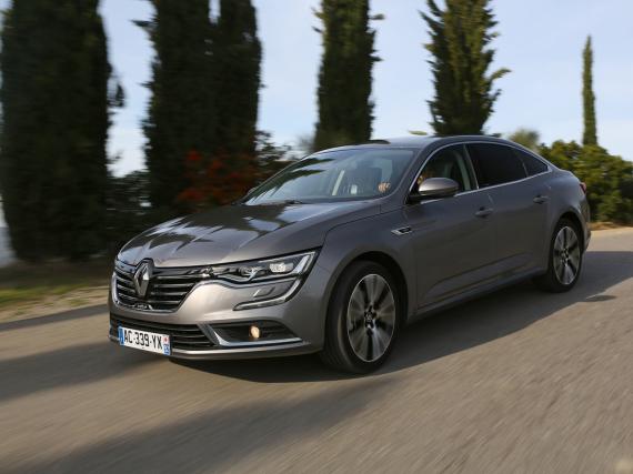 Elegante Erscheinung: Renault Talisman