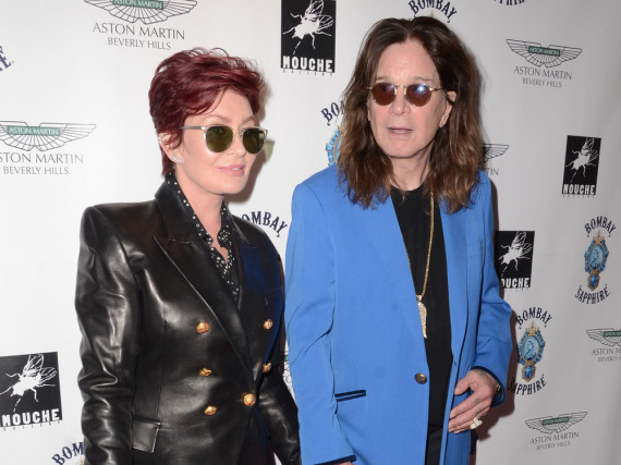 Möglicherweise sind Sharon und Ozzy Osbourne bald wieder zusammen auf dem roten Teppich unterwegs