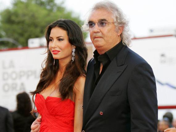 """Flavio Briatore: """"Leni ist meine leibliche Tochter, aber ..."""""""
