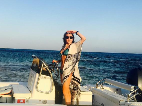 Lassen sich die Wogen wieder glätten? Lindsay Lohan lenkt sich nach der Krise ab
