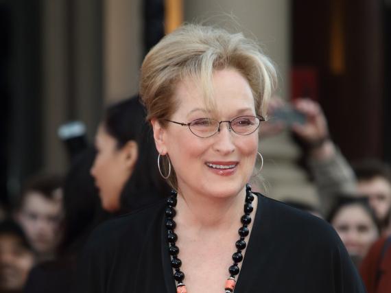 Meryl Streep unterstützt Hillary Clinton im Wahlkampf