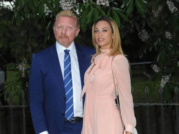 Boris und seine Frau Lilly nehmen sich gern gegenseitig aufs Korn