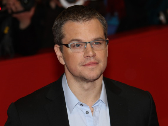 Gönnt sich eine längere Pause: Matt Damon