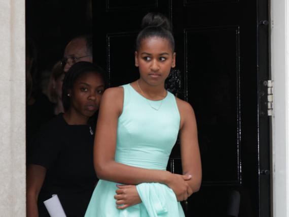 Präsidenten-Tochter Malia Obama macht lieber Party, als Hillary Clinton zu unterstützen