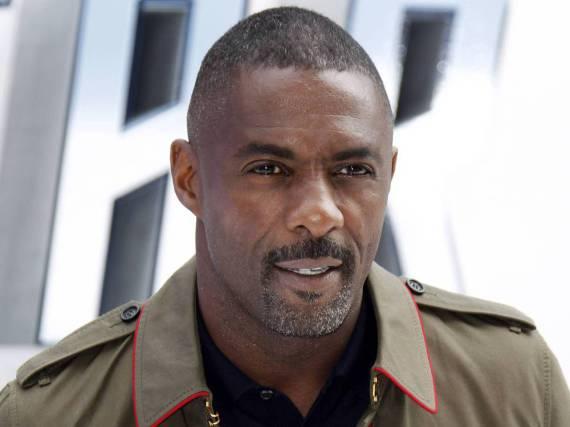 Idris Elba kennt sich mit Mode aus