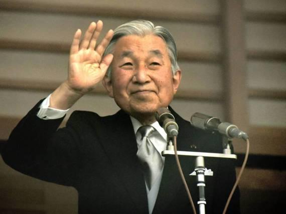 Kaiser Akihito von Japan dankt wohl im August ab