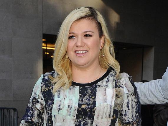Auch Stars wie Kelly Clarkson haben Blackouts