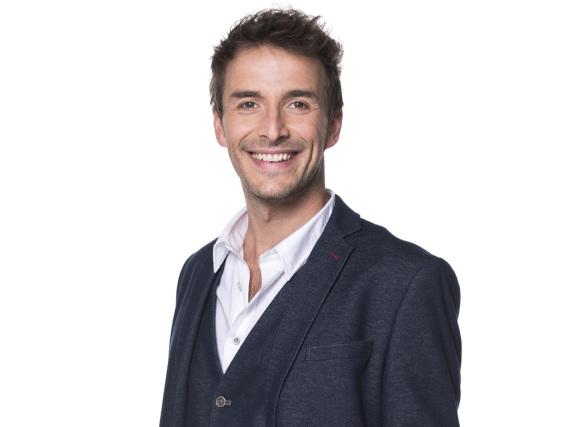 Max Alberti in seiner Rolle als Adrian Lechner