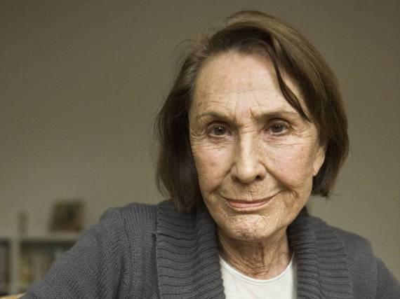 Angelika Schrobsdorff im Jahre