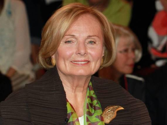 Ruth Maria Kubitschek hat sich aus dem aktiven Schauspielgeschäft zurückgezogen