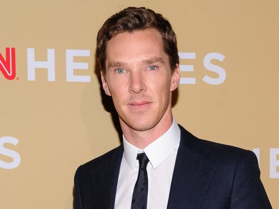 Benedict Cumberbatch wird bald als