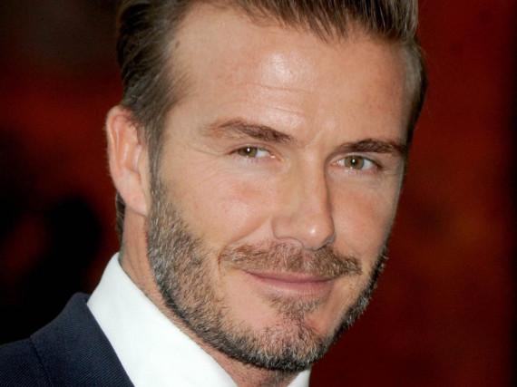 David Beckham macht mit seinem Drei-Tage-Bart alles richtig