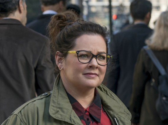 Melissa McCarthy als Abby in