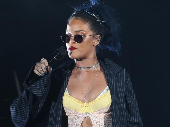 Fühlt sich Rihanna in München unsicher, oder hat der stornierte Aufenthalt andere Gründe?