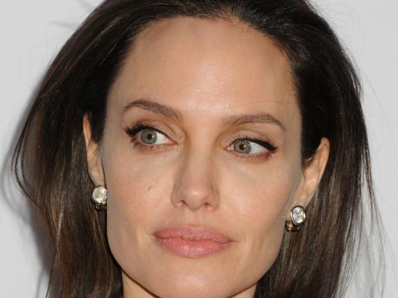 Angelina Jolie bei einer Veranstaltung in Hollywood