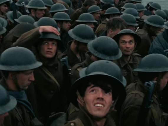Christopher Nolan führt bei