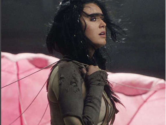 Katy Perry im Musikvideo zu