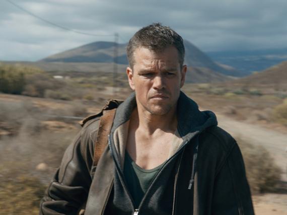 Matt Damon wird ein viertes Mal zu Jason Bourne