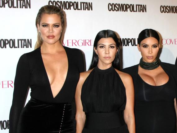 Die Kardashian-Schwestern trafen sich mit Opfern von Waffengewalt