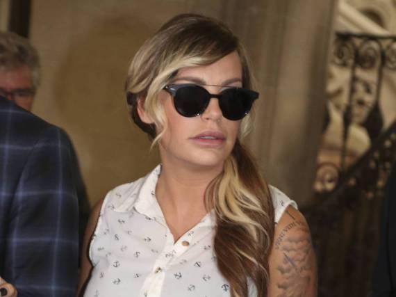 Gegen Gina-Lisa Lohfink wurde Strafanzeige erstattet