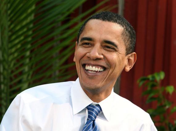 Präsident Obama wurde am Donnerstag 55 Jahre alt und feierte einen Tag später im Weißen Haus