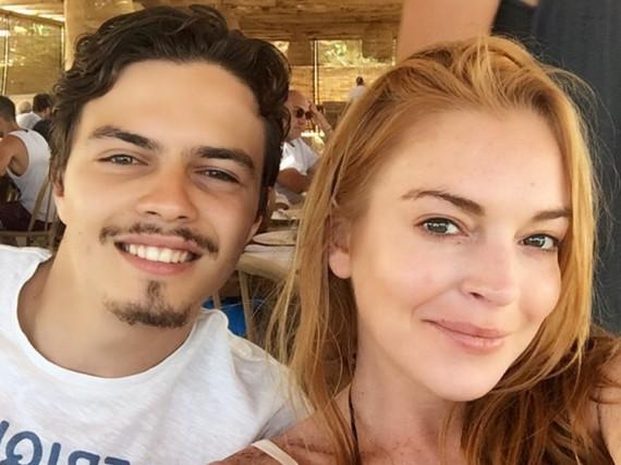 Vor wenigen Wochen prästentierten sich Lindsay Lohan und Egor Tarabasov noch ganz verliebt auf Instagram