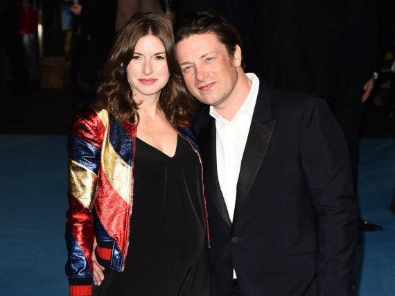 Jamie Oliver ist mit seiner Frau Jools seit 16 Jahren verheiratet