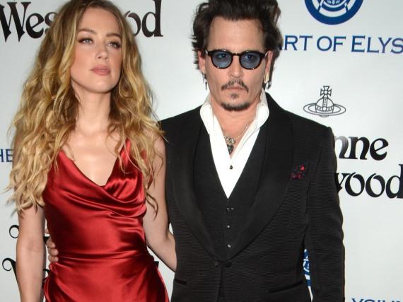 Vom Traumpaar zum Rosenkrieg: Johnny Depp und Amber Heard