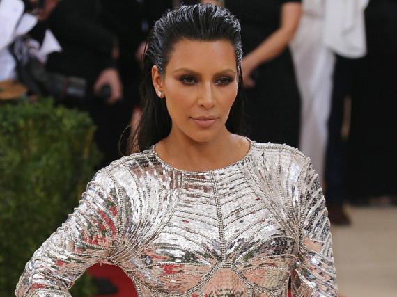 Kim Kardashian ist die Königin der Selbstvermarktung