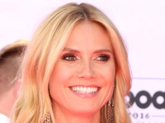 Heidi Klum freut sich schon auf die neuen Nachwuchsmodels