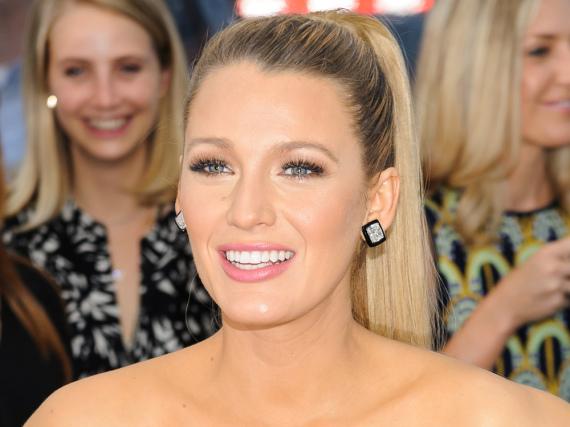 Blake Lively ist seit 2012 mit Ryan Reynolds verheiratet
